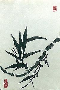 suibokuga